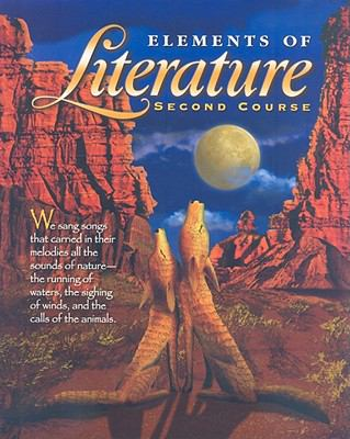 Elements of Literature: Second Course