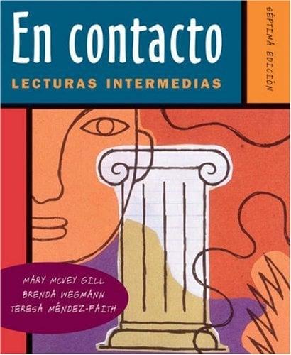 En Contacto: Lecturas Intermedias 9780030345036