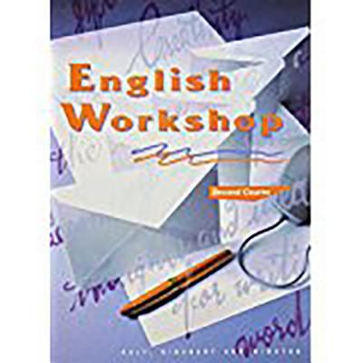 English Workshop, Second Course