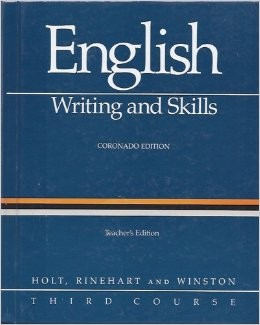 English Writing and Skill