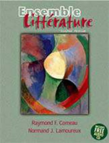 Ensemble Litterature [With CD] 9780030222481
