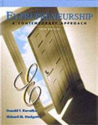 Entrepreneurship: A Contemporary Approach