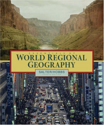 Essentials of World Regional Geography [With Infotrac]