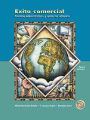 Exito Comercial: Practicas Administrativas y Contextos Culturales [With CD (Audio)]