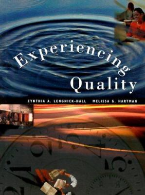 Experiencing Quality