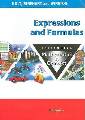 Expressions and Formulas: Britannica Mathematics in Context