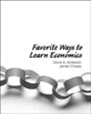 Favorite Ways to Learn Economics