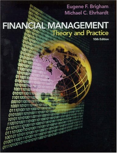 Financial Management: Theory and Practice [With Student CD-ROM]