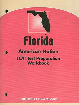 Florida American Nation FCAT Test Preparation Workbook