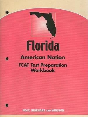 Florida American Nation FCAT Test Preparation Workbook