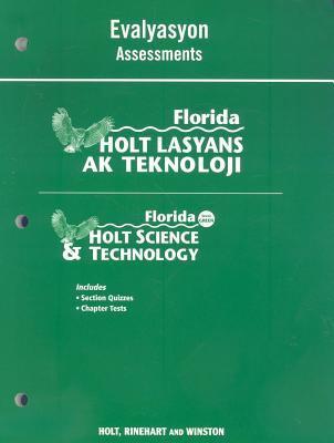 Florida Holt Lasyans AK Teknoloji Evalyasyon/Florida Holt Science & Technology Assessments: Level Green