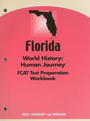 Florida World History: Human Journey FCAT Test Preparation Workbook