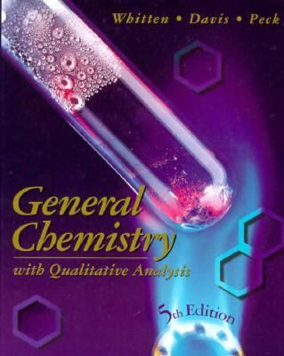 General Chemistry with Qualitative Anal