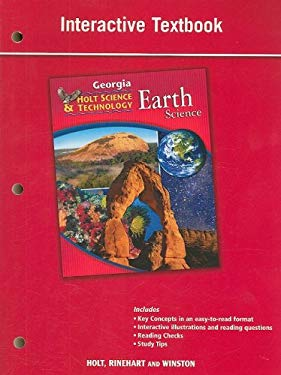 Georgia Holt Science & Technology Earth Science Interactive Textbook