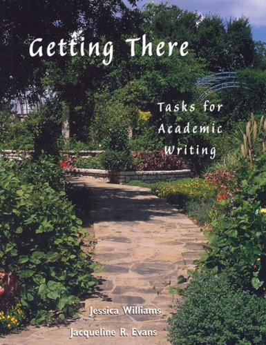 Getting There: Tasks for Academic Writing