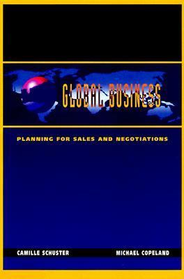 Global Business: Planning for Sales and Negotiations