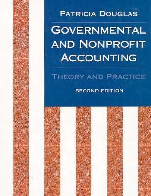 Government & Nonprofit Accounting 9780030066399