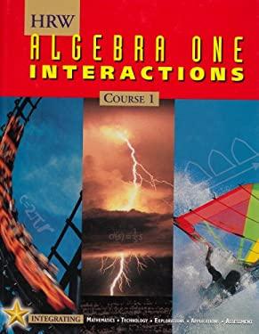 HRW Algebra Interactions, Course 1