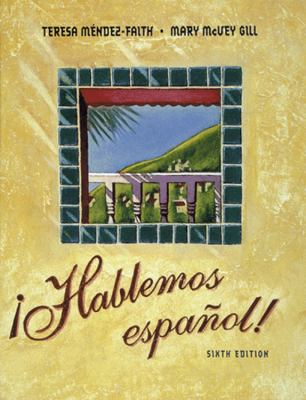 Hablemos Espanol! [With CD (Audio)]