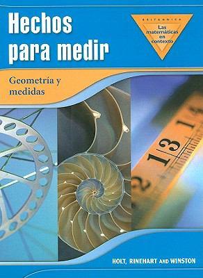 Hechos Para Medir: Geometria y Medicion