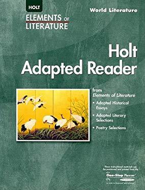 Holt Adapted Reader: World Literature
