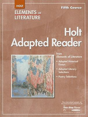 Holt Adapted Reader, Fifth Course