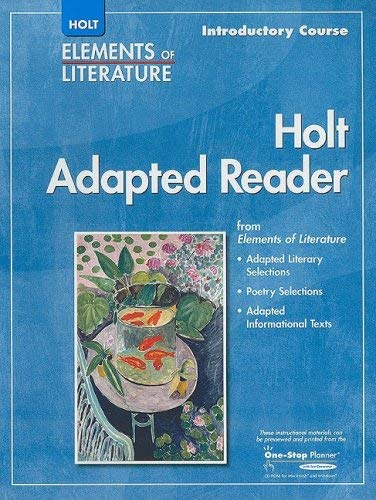 Holt Adapted Reader, Introductory Course