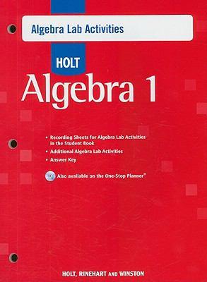 Holt Algebra 1 Lab Activities