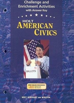 Holt American Civics Challenge and Enrichment Activities
