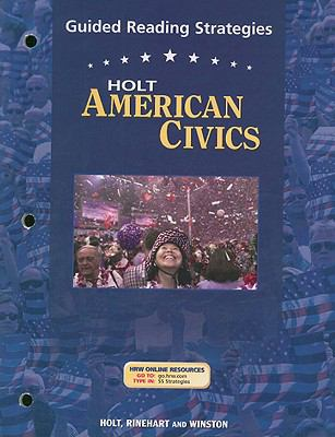 Holt American Civics Guided Reading Strategies