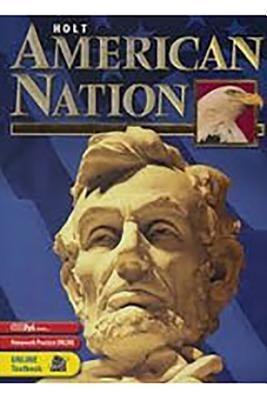 Holt American Nation: Student Edition CD-ROM Grades 9-12 2005