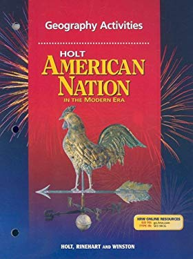 Holt American Nation in the Modern Era: Geography Activities