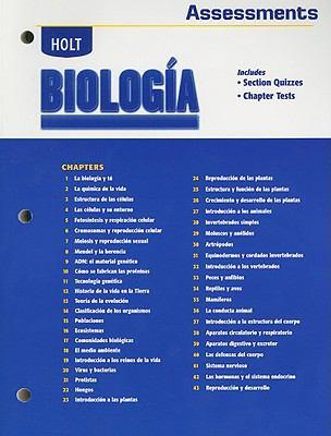 Holt Biologia Assessments