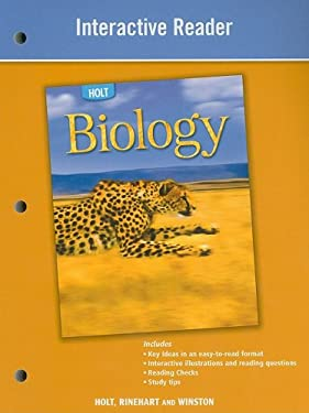 Holt Biology Interactive Reader
