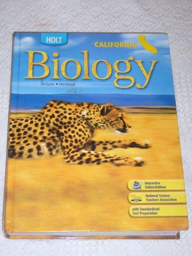 Holt California Biology