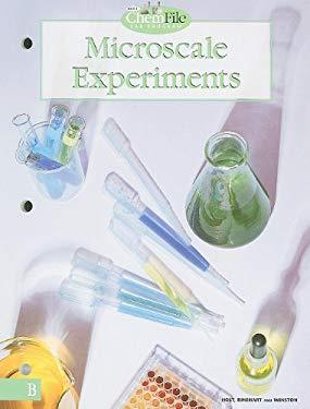 Holt ChemFile Lab Program: Microscale Experiments