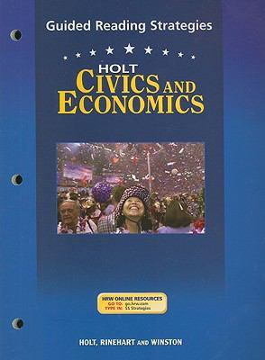Holt Civics and Economics Guided Reading Strategies