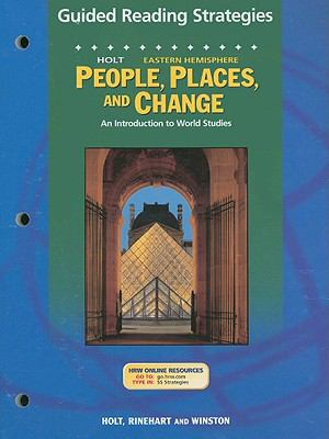 Holt Eastern Hemisphere People, Places, and Change Guided Reading Strategies
