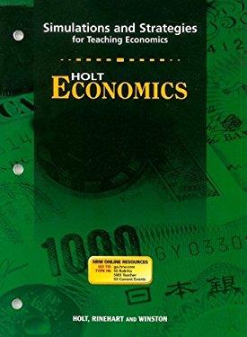 Holt Economics Simulations and Strategies