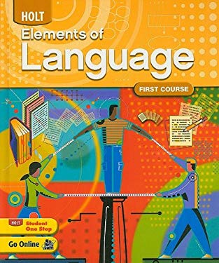 Elements of Language, First Course Grade 7