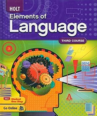 Holt Elements of Language, Third Course