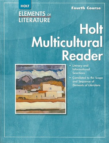 Holt Elements of Literature Multicultural Reader, Fourth Course