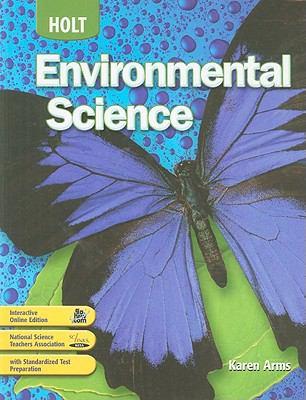 Holt Environmental Science 9780030781360