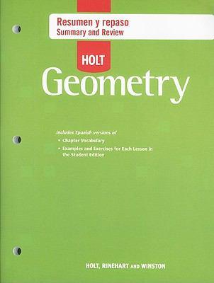 Holt Geometria: Resumen y Repaso
