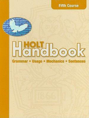 Holt Handbook, Fifth Course Grade 11