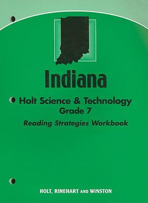 Holt Indiana Science & Technology Reading Strategies Workbook, Grade 7