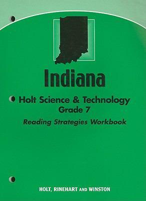 Holt Indiana Science & Technology Reading Strategies Workbook, Grade 7