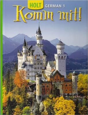 Holt Komm Mit!: Student Edition Level 1 2006