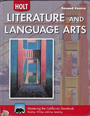 Holt Literature & Language Arts-Mid Sch