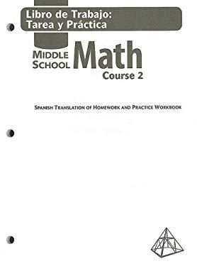 Holt Matematicas Intermedias, Curso 2: Tareas y Practica Libro de Trabajo